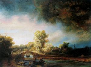 Пейзаж в живописи