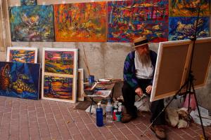 Что для художника важнее – талант или мастерство